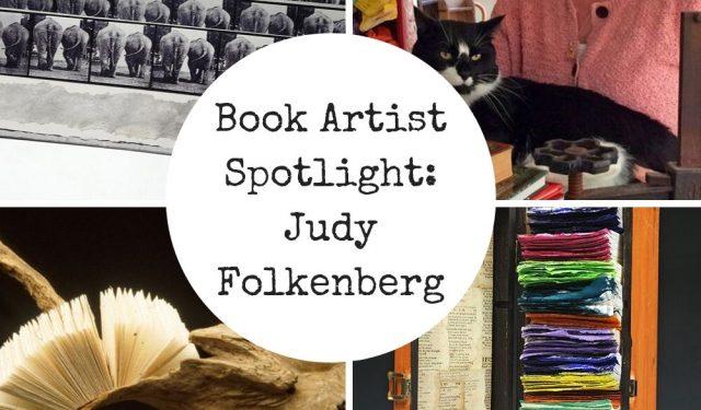 Judy Folkenberg | Book Artist Spotlight | Vintage Page Designs
