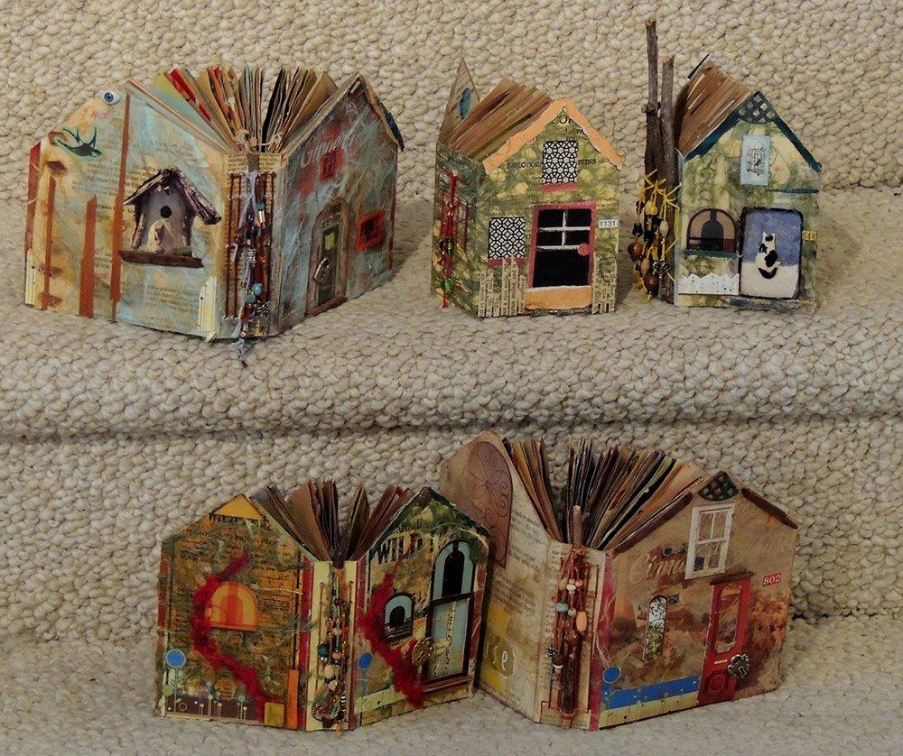 DJ Gaskin House Books