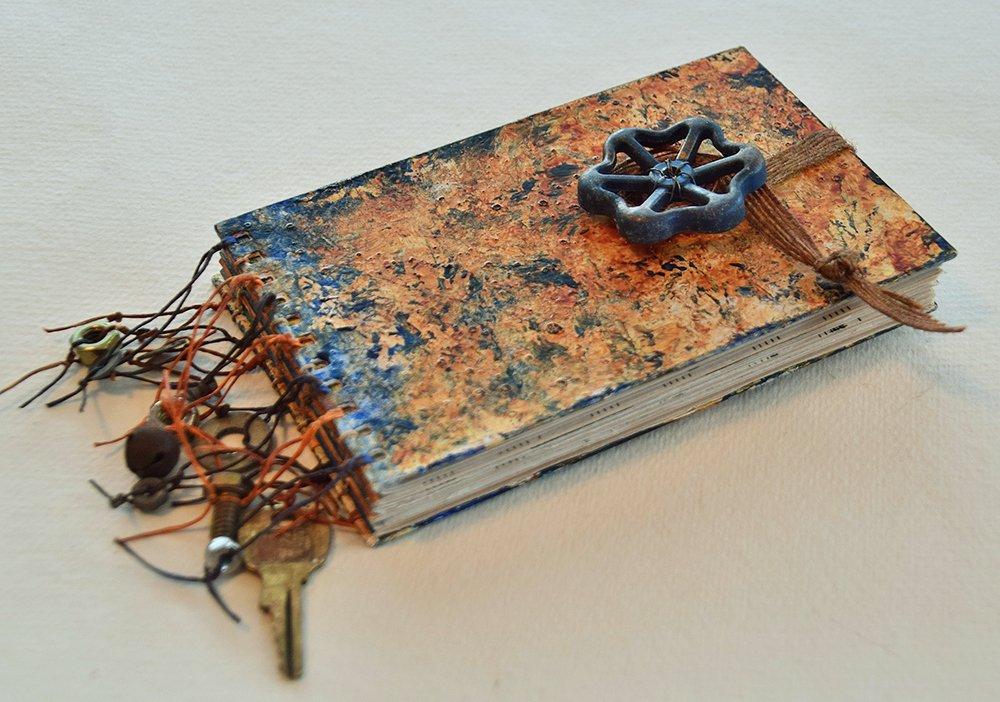Artist Book by DJ Gaskin