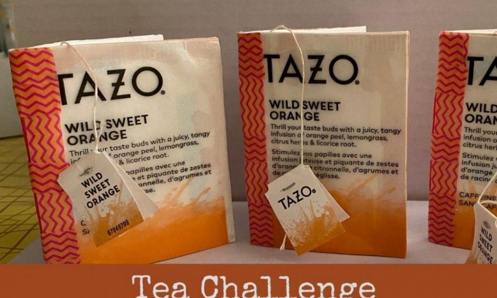 Tea Challenge Showcase