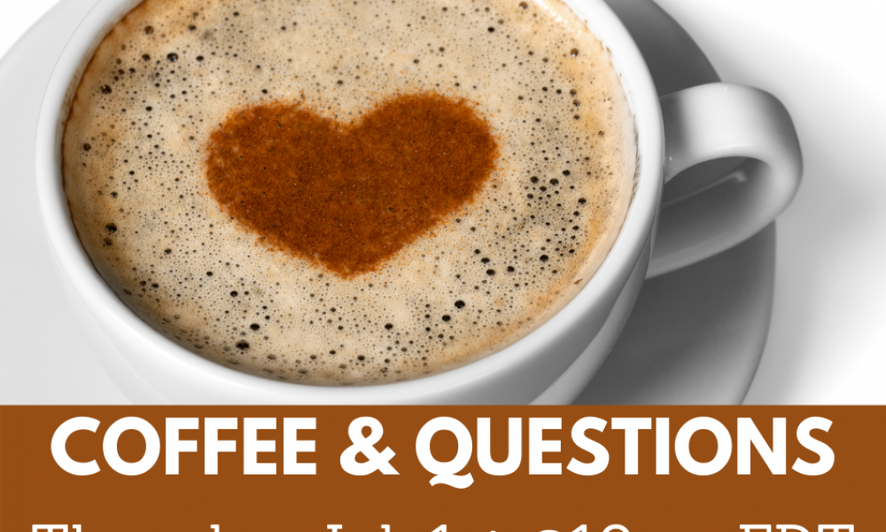 Coffee and Questions